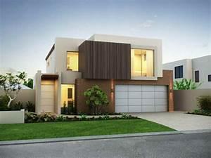 Moderne Hausfassaden Fotos : 56 ausgefallene ideen f r moderne fassaden ~ Orissabook.com Haus und Dekorationen