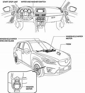 2015 Mazda Cx 5 Repair Service Manual