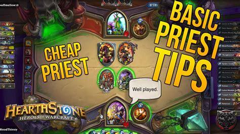 "Hearthstone Basic Priest Mechanics & Priest Tips ""cheap"