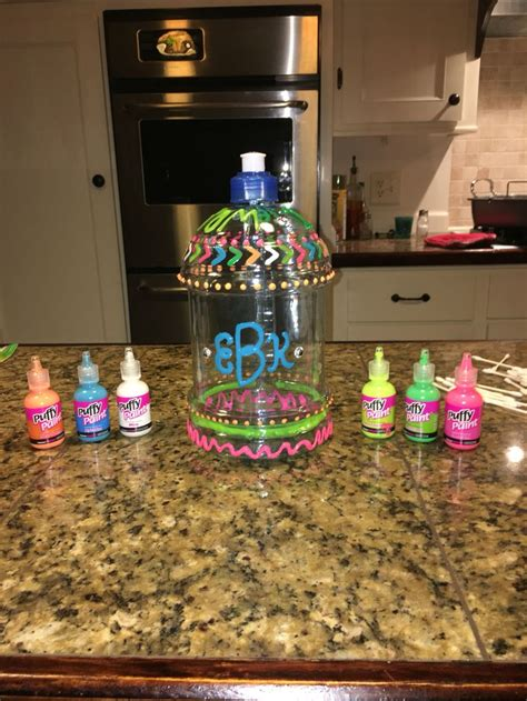 great ideas  decorated water bottles  pinterest