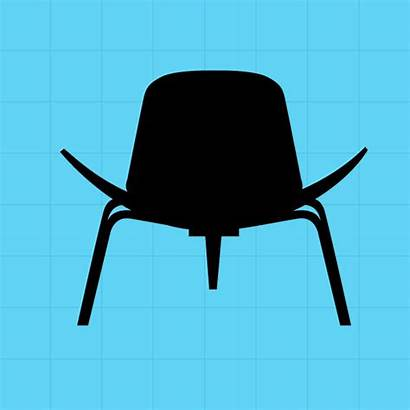 Modern Clipart Mid Furniture Century Clip Library