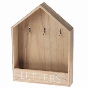 Schlüsselkasten Aus Holz : schl sselkasten haus aus holz zum selbstgestalten dekorieren 1 stk 25x34 cm kaufen matches21 ~ Frokenaadalensverden.com Haus und Dekorationen