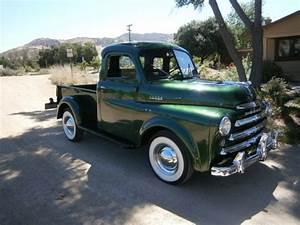 1950 Dodge B Series Pickup Truck Beautiful Restored