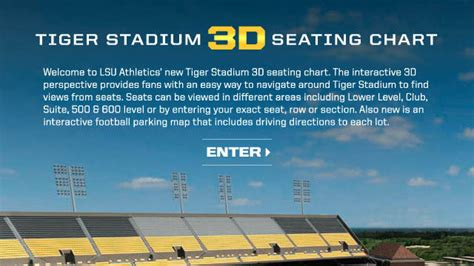 lsu introduces seats   tiger stadium lsusportsnet  official web site  lsu