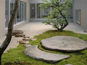 Gartenideen Mit Steinen : gartengestaltung mit kies und steinen 25 gartenideen f r sie garten ohne rasen pinterest ~ Indierocktalk.com Haus und Dekorationen