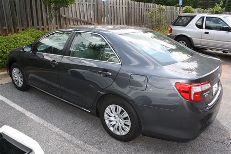 2012 Toyota Camry Le by 2012 Toyota Camry Le Diminished Value Car Appraisal