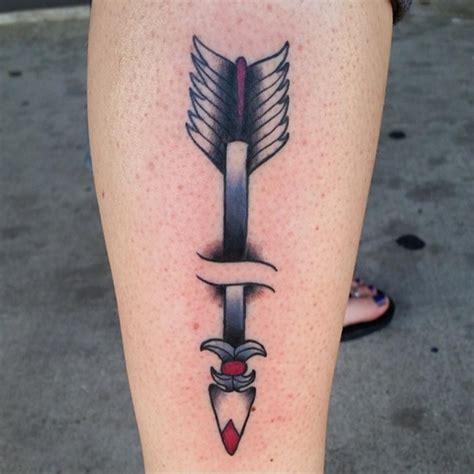 Tatuajes de flechas ideas y su significado Belagoria