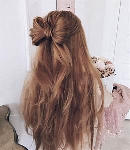 Cute Hair Bow Style to inspire you | Wedding Hairstyle ...