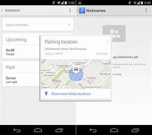 Google Search Update Brings Parking Reminders To Android ...