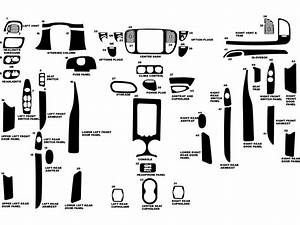 1997 Ford Expedition Dash Kits