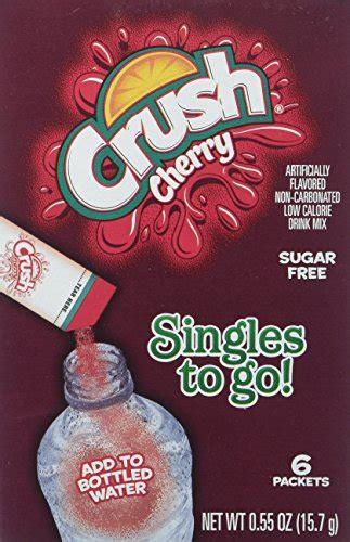 Amazon.com : Orange Crush Sugar Free Singles to go 6