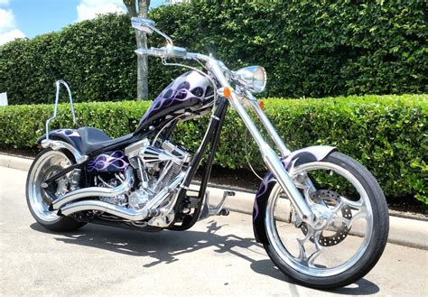 [,000], 2004 Big Dog Motorcycles Chopper Softail Custom