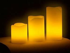 Led Bild Kerzen : test beleuchtung pearl led kerzen 3er set nx7700 ~ Frokenaadalensverden.com Haus und Dekorationen