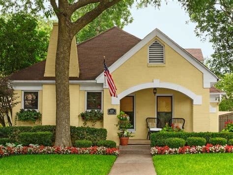 Curb Appeal Ideas From Dallas, Tx Hgtv