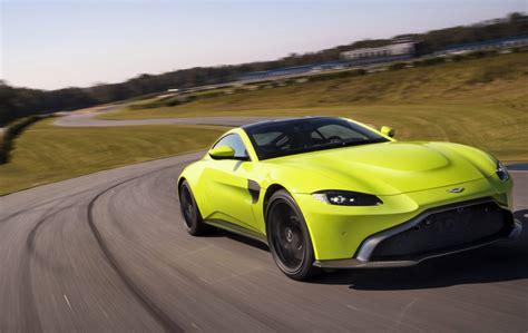 The 2019 Aston Martin Vantage Is Jawdropping Slashgear