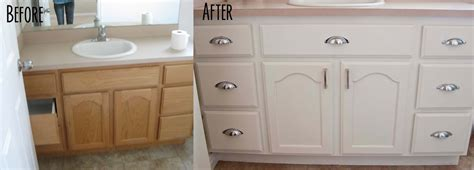 painting bathroom vanity before and after a few of my favorite things master bath before and after