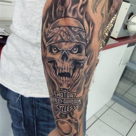 harley davidson tattoo bikes harley tattoos harley