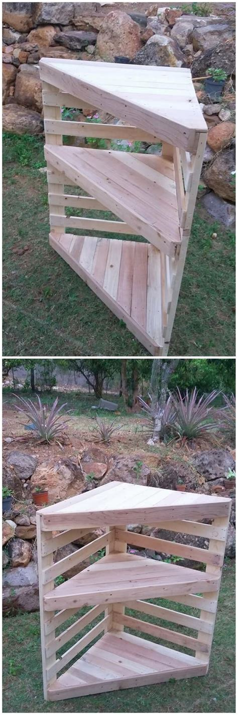 creative diy wood pallet ideas   summer