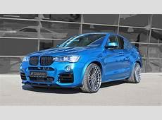BMW X4 M40i HAMANN Tuning