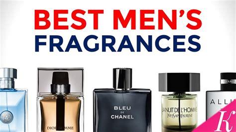 Top 10 Best Men's Fragrances  Most Complimented Men's