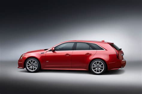 2014 Cadillac Cts-v Wagon First Test