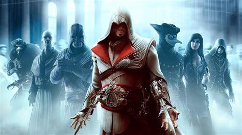 Wallpapersku Assassins Creed Brotherhood Windows 7