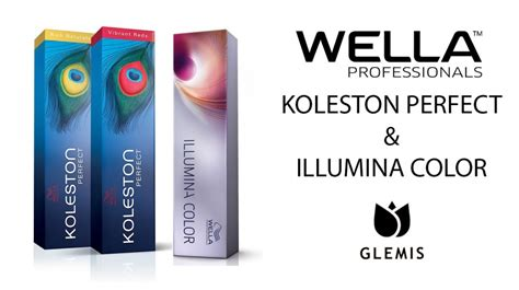 Hair Dye Wella Koleston Perfect & Illumina Color