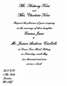 wedding invitation wording etiquette With wedding invitation language for divorced parents