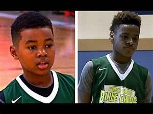 Bryce Maximus James vs Lebron James jr Basketball ...