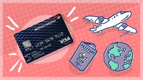 Visa signature business credit card. International Jet-setters: British Airways Visa Signature® Card - Top credit cards for business ...