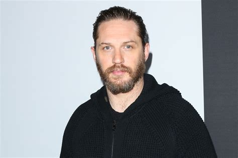 Tom Hardy Used Rapper This Mixtape Proof Time
