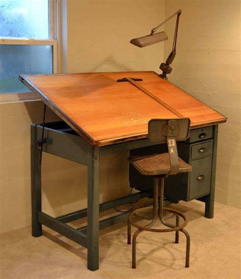 drafting table desk 18 drafting tables in interior designs messagenote