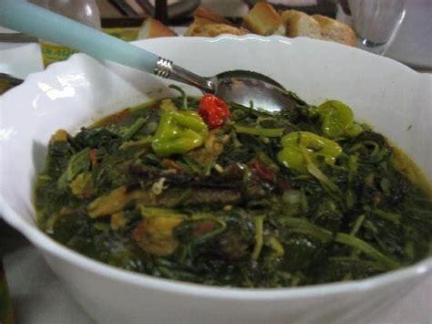 cuisine congolaise recettes du chef bouillon sauvage à la congolaise