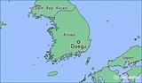Where is Daegu, South Korea? / Daegu, Daegu Map ...
