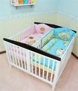 Twin Baby Furniture Cribs