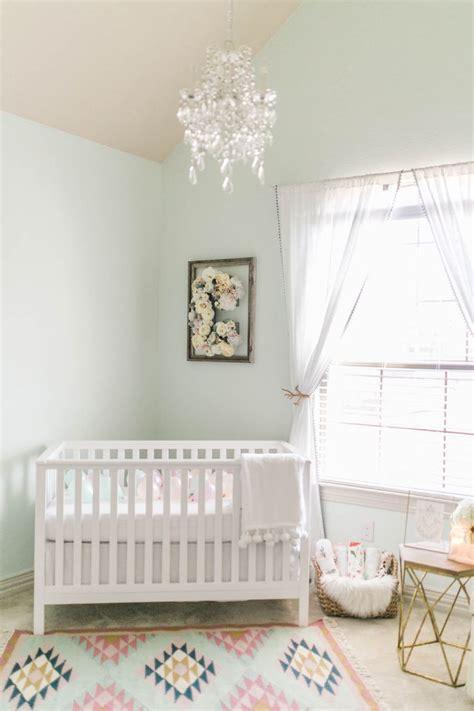 Licht Kinderzimmer by 17 Best Ideas About Mint Nursery On Mint Baby