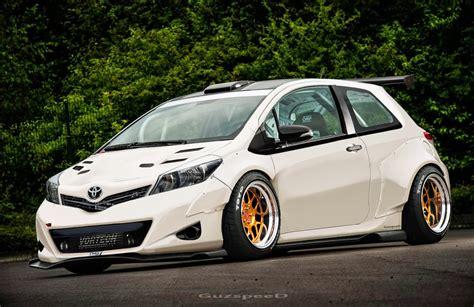 Toyota Modification by All New Toyota Yaris Modification Modifinspirasi