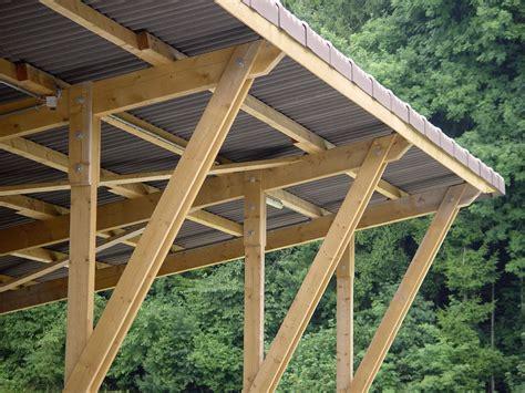 mit dachplatten aus blech wenig tragfaehige daecher decken