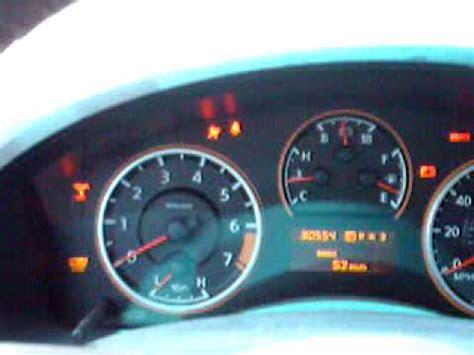 nissan titan airbag light bypass youtube