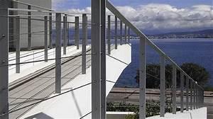 Geländer Mit Seil : balkongelaender mit seil griechenland jakob rope systems ~ Markanthonyermac.com Haus und Dekorationen