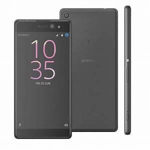 Smartphone Sony Xperia Xa Ultra Dual Preto Com 16gb  Tela