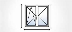 fenetre pvc standard classique et de meilleure qualite With fenetre pvc dimension standard