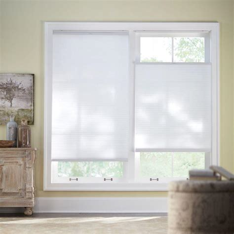 cordless top bottom up shades reviews home decorators collection drift 9 16 in top
