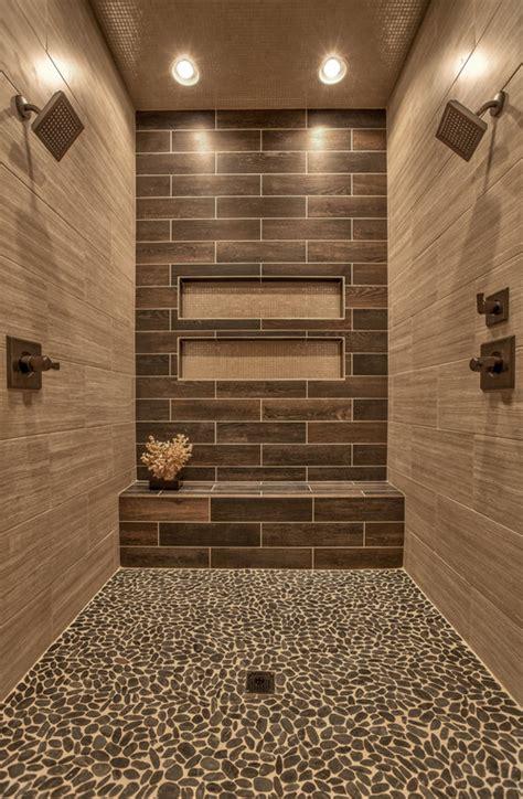bathroom shower for two wood bathroom shower tile accent