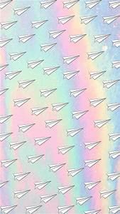 paper airplane wallpaper | Tumblr