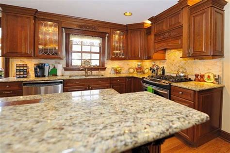 kitchen gallery granite
