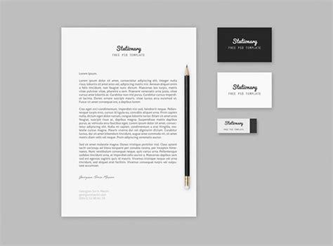 letterhead mockup  printable letterhead
