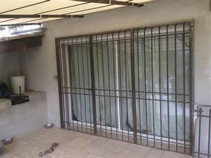grille de protection pour porte d39entree images With grille de protection porte d entrée