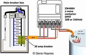 Heating Contactor Wiring Diagram