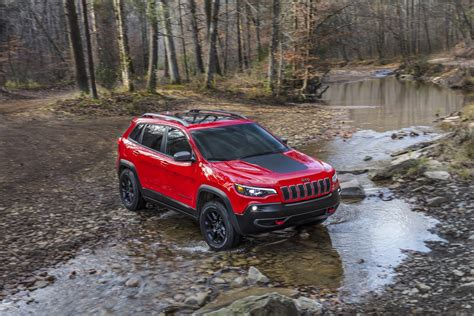 2019 jeep trailhawk 2019 jeep gets bigger 2 0l turbo packing 270 hp